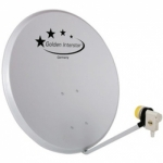 Спутниковая антенна Golden Interstar 100 см